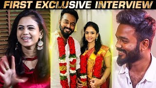 Video Story behind Register Marriage |VJ Manimegalai Reveals about her relationship with Hussian MP3, 3GP, MP4, WEBM, AVI, FLV Februari 2018