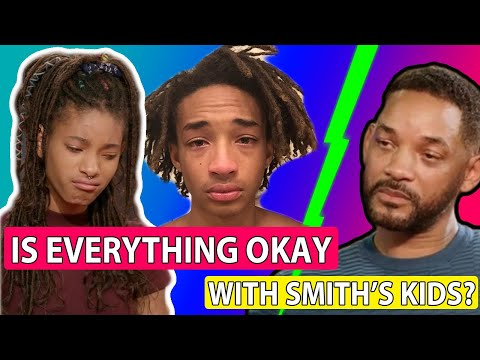 Disturbing Facts We Ignore About Will Smith's Kids