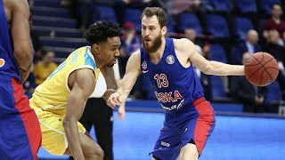 Match review VTB United league: CSKA — «Astana»