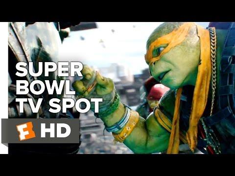 SUPER BOWL 50: Movie Trailers
