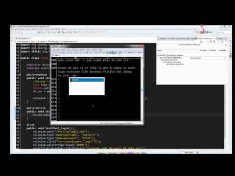[Tutorial]: Cross Browser testing with selenium (part1)