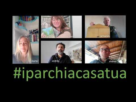#iParchiaCasaTua - #ConversazioninDiretta Promo generale