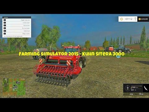 Kuhn Sitera 3000