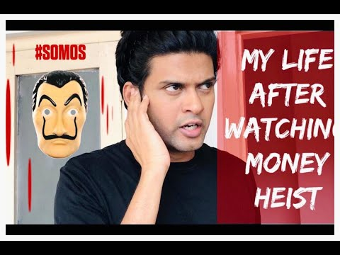 MY LIFE AFTER WATCHING MONEY HEIST | NAVEEN POLISHETTY | IF MONEY HEIST WAS MADE IN INDIA | COMEDY
