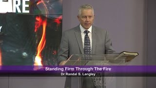 Standing Firm Through the Fire