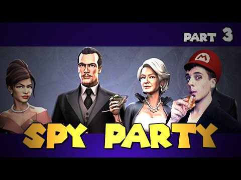 captainsparklez - Welcome to the World of Spy Party! A Game of Subtle Deception at a fancy high class establishment! Will the spy be able to complete his espionage before taking down by the sniper? What would...