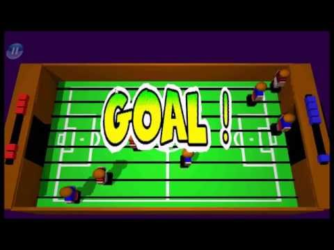 Slide It Soccer 3d. Free game for phone, tablet or browser