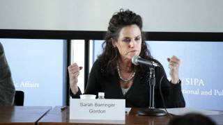 Sally Barringer Gordon, Conference On Mormonism And American Politics (Part 2)