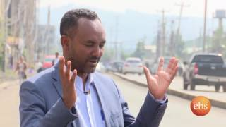 Semonun Addis: Road Construction in Addis