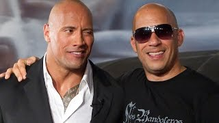 Nonton What Really Went Down Between The Rock And Vin Diesel Film Subtitle Indonesia Streaming Movie Download