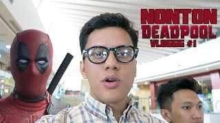 Video VLOGGG #1: Nonton Deadpool, Dapet Tempat Pewe Baru Di Jakbar MP3, 3GP, MP4, WEBM, AVI, FLV Oktober 2017