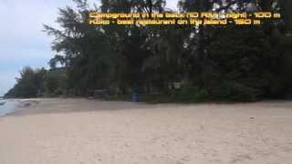 Pulau Kapas Malaysia  city pictures gallery : Capt's Longhouse - Pulau Kapas Island
