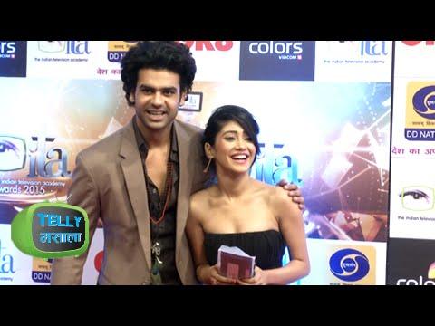 Vishal & Shivangi aka Lakhan & Poonam of &TV's Beg