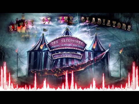 Creepy Circus Music - Entry Of The Gladiators