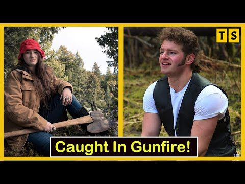 Gabe & Birdy From Alaskan Bush People Caught In Intense Gunfire In Exclusive Clip