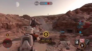 "Managed an 8 man multi kill with the Orbital Strike today in Star Wars Battlefront. You can tell they all came from the Orbital Strike and not the Turret because they all 8 had the ""Explosive Kill"" bonus. Life lesson: Never hide in a shield to avoid an Orbital Strike."