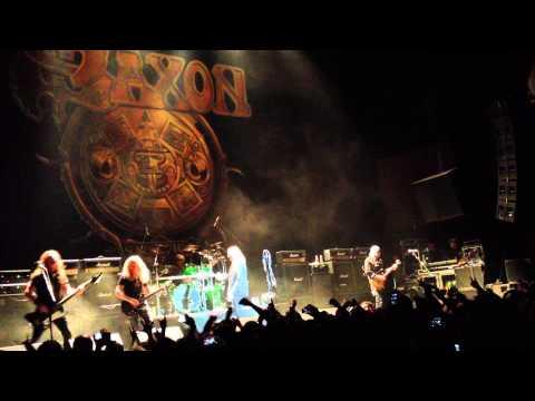 Tekst piosenki Saxon - Made in Belfast po polsku