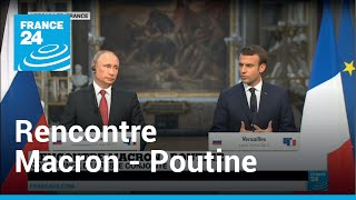 Video MacronLeaks : Poutine et Macron se sont exprimés au sujet des hackers russes MP3, 3GP, MP4, WEBM, AVI, FLV Mei 2017