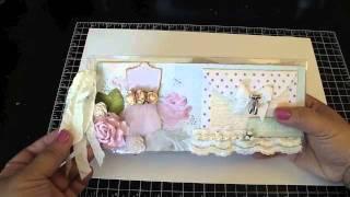 Watch our featured artist Bona Rivera-Tran (LiveLoveScrap) as she uses this versatile die AccuCut Envelope #10 #1 Found Here - http://www.accucutcraft.com/en...