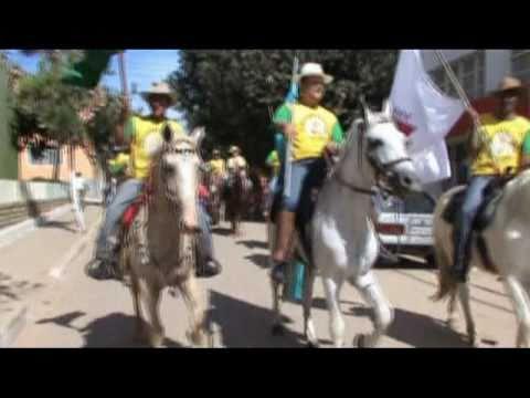Cavalgada em Ataléia Fazenda Lajedão