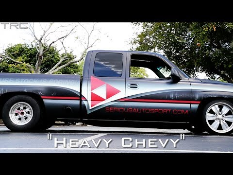 Turbo Chevy Silverado vs. modified R35 GTR