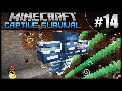 Minecraft: Captive Survival - Episode 14 - Wither Battle! (Finale)