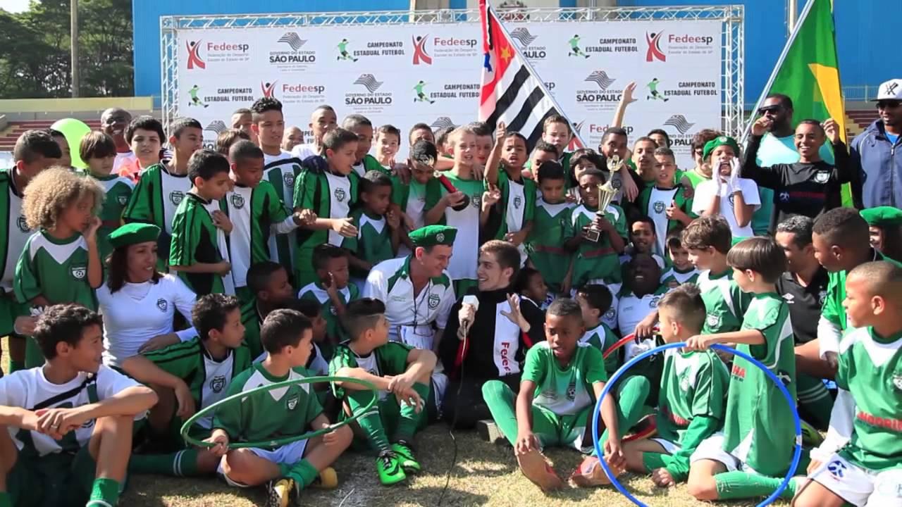 Abertura do 43º Campeonato Estadual de Futebol 2014