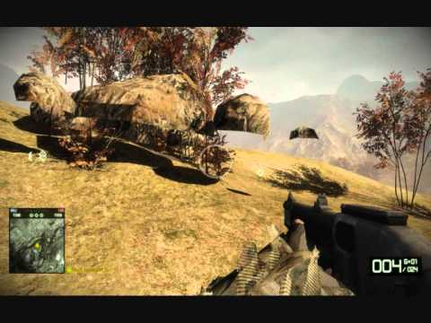 Battlefield Bad Company 2 Bug 2