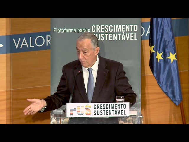 vídeo: Marcelo Rebelo de Sousa