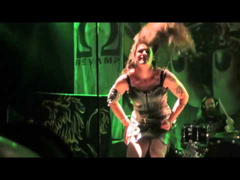 ReVamp Disdain Live @ House of Blues Orlando, FL 04/24/2014