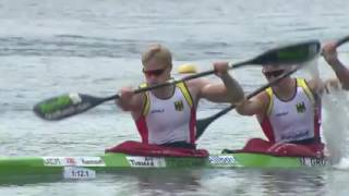 2016 Racice K2 1000m Men Canoe Sprint World Cup 2