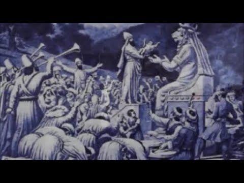 EUCARISTIA Parte 3 - Os sacrificios da Historia