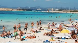 Formentera Spain  city images : Playa de Ses Illetes, Formentera, Balaeric Islands, Spain