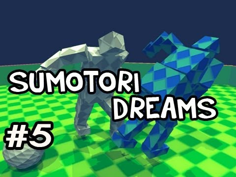 Sumotori Dreams w/Nova Ep.5 - SUMO SOCCER & THE SECRET LEVEL