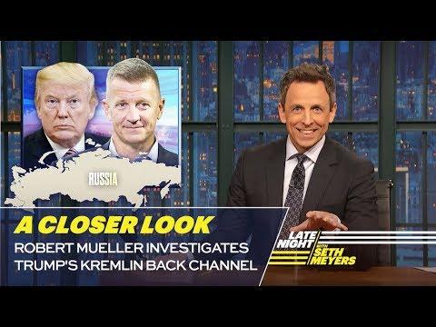 Robert Mueller Investigates Trump's Kremlin Back Channel: A Closer Look