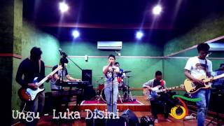 Video UNGU - Luka Disini ( Cover ) MP3, 3GP, MP4, WEBM, AVI, FLV Mei 2018
