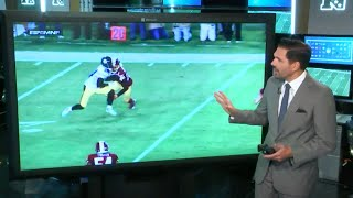 Official Review with Dean Blandino 9.13.16 | NFL Football Operations by NFL Network
