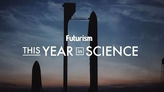 This year in science (2016)