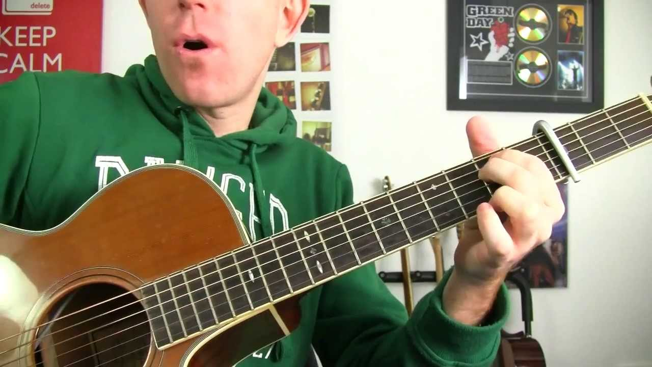 Katy Perry ★ Roar ★ Guitar Lesson  – Easy Beginners How To Play Chords Tutorial