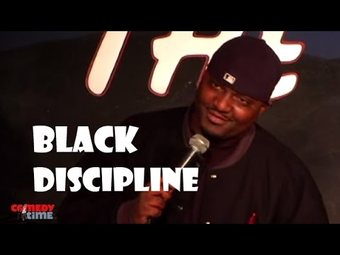 Black Discipline - Aries Spears - Comedy Time