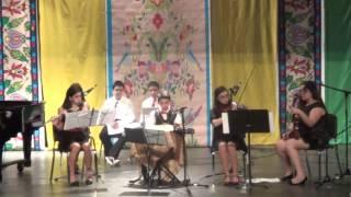 Young Iranian Musicians Nowruz 1393, Simin Bari Song