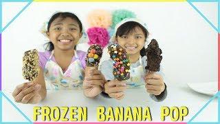 Video Masak Cemilan Enak Yuk!! ♥ FROZEN BANANA POP ~ Cara Mudah Membuat Cemilan Di Rumah MP3, 3GP, MP4, WEBM, AVI, FLV Februari 2019