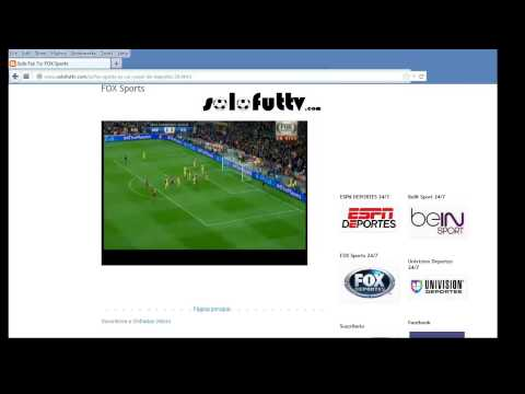 Ver Barcelona vs Atletico de Madrid en vivo por internet UEFA Champions League 2014 solofuttv