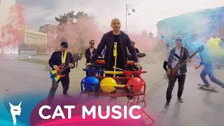Voltaj Din toata inima pentru Nationala Romaniei rock music videos 2016