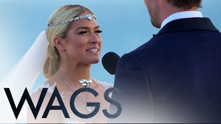 "Video ""WAGS"" Star Barbie Blank Gets Married to Sheldon Souray! 