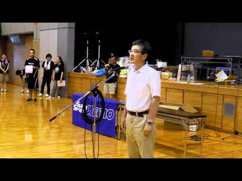 2011年7月16日ゼビオカップ県中・県南 表彰式