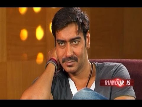 Ajay prepares to take on Yash Raj Films  Shahrukh