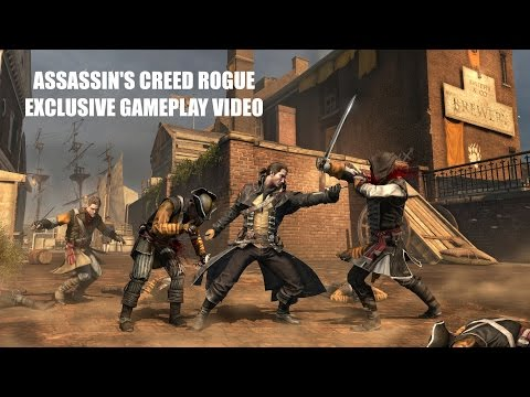 rogue website - In this brand new gameplay video we take a look at Assassin's Creed Rogue from Ubisoft, due for release November 11th on Xbox 360 and PS3. Enjoy. If you like the video, please click the Like...