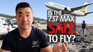 Video Is the Boeing 737 MAX Safe to fly? MP3, 3GP, MP4, WEBM, AVI, FLV April 2019