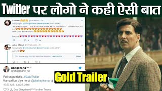 Video Gold Trailer: Akshay Kumar Gets these REACTIONS on Twitter | FilmiBeat MP3, 3GP, MP4, WEBM, AVI, FLV Juni 2018